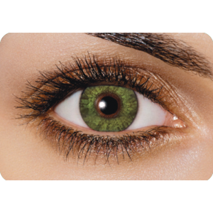 FreshLook Gemstone Green