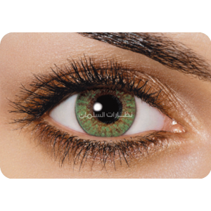 FreshLook Colors Green